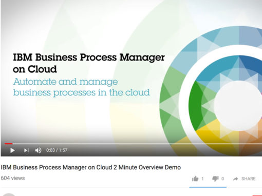 IBM BPM on Cloud 2-Minute Overview